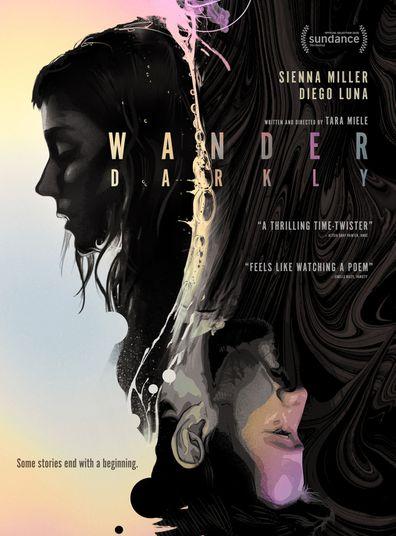 Sienna Miller, movie, Wander Darkly, co-star Diego Luna