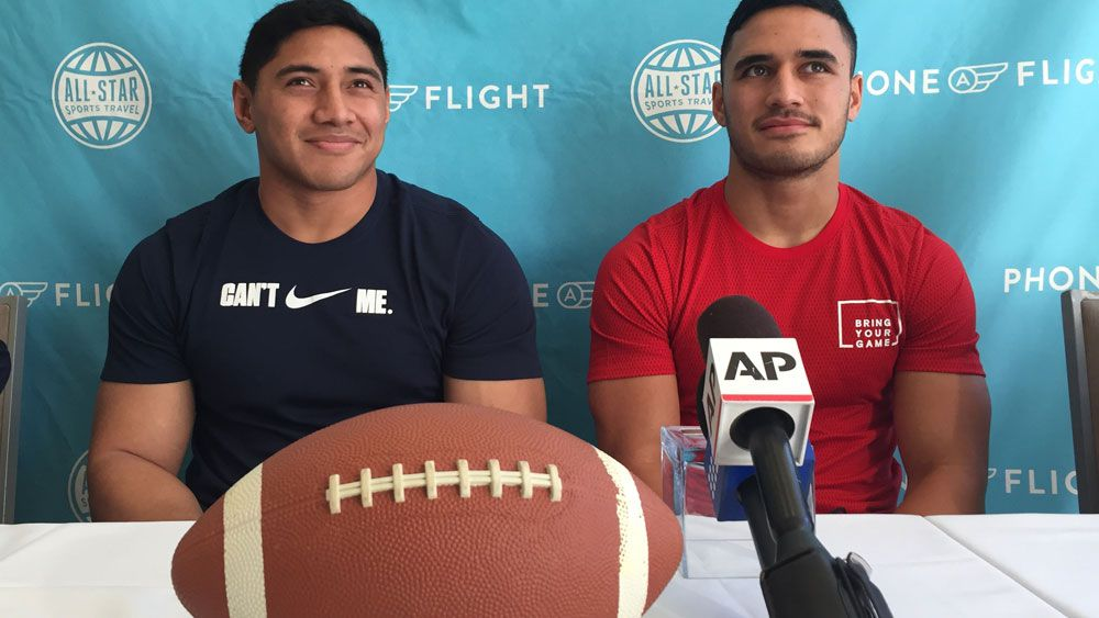 NFL scouts want Taumalolo, Holmes to return