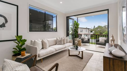 Inside one of the townhouses. (Ray White)