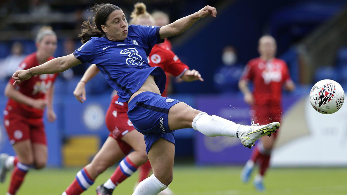 Chelsea retain Women's Super League title, Sam Kerr top scorer with historic haul