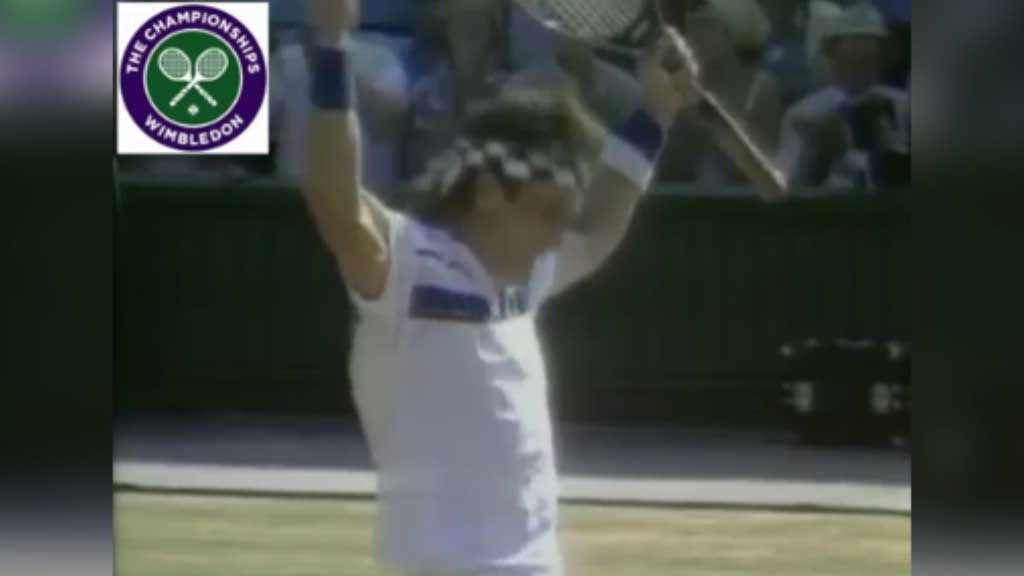 Cash beats Lendl to win Wimbledon