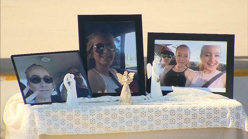 Larissa's body was located last Wednesday. (9NEWS)
