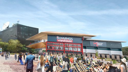 A number of people have called for a Bunnings Warehouse instead of an Apple store. (Change.org)