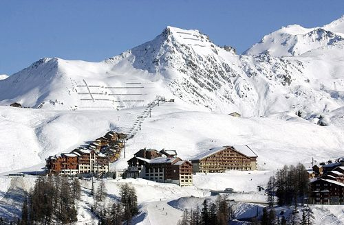 The boy was skiing with a group at a ski resort in the French Alps when an avalanche triggered and buried him.