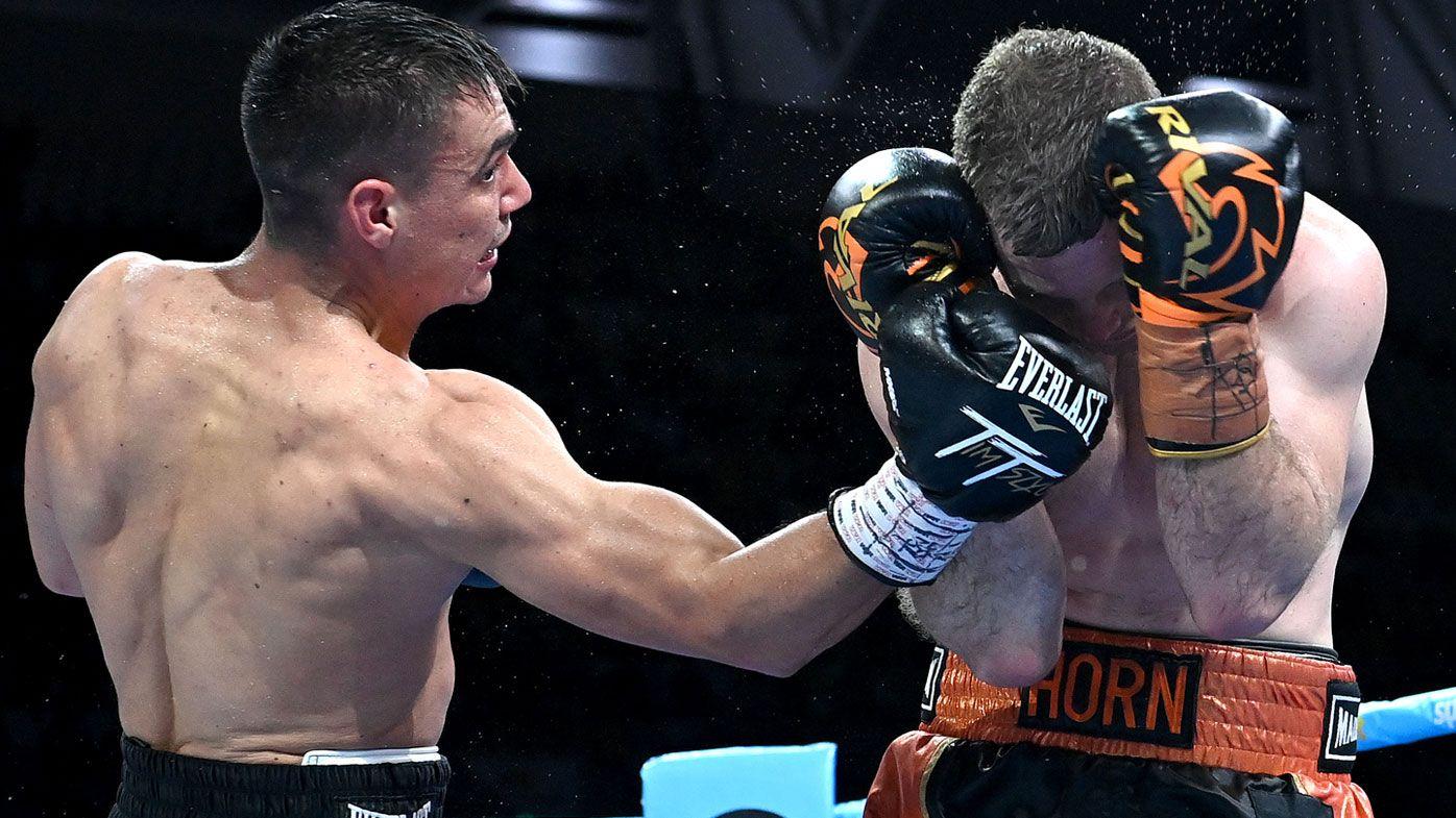 Aussie boxing star Tim Tszyu to fight New Zealand's Bowyn Morgan