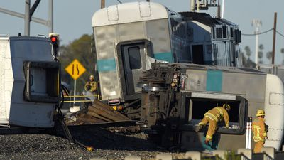 The Los Angeles Times reported that the Metrolink rail line, which has seen two multi-fatality crashes over the past decade, has made a renewed push to improve safety and restore public confidence. (AAP)