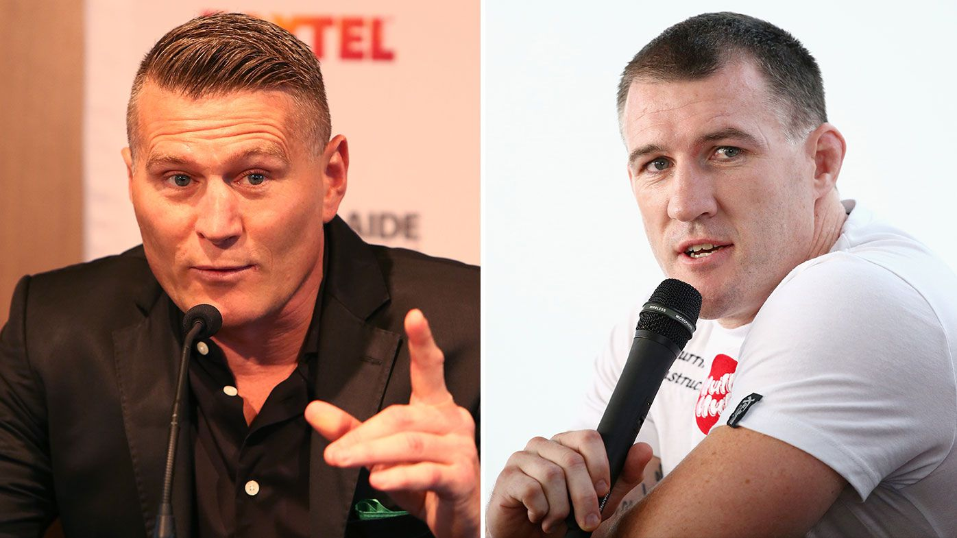 Danny Green, Barry Hall respond to Paul Gallen fight claims