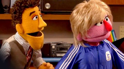 Watch: Sesame Street parodies Glee
