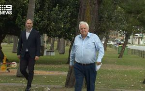 Clive Palmer calls premier an 'outlaw' after sweeping new legislation