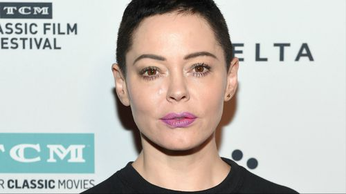American actress Rose McGowan has accused Harvey Weinstein of raping her. (Getty)