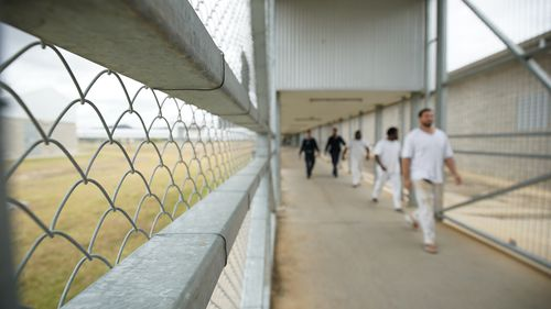 Human Rights Watch has slammed Australia's prisons for the way they treat disabled inmates. (AAP)