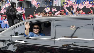 Malaysia's former First Lady Rosmah Mansor