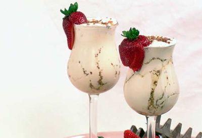 Toblerone cocktail