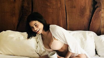 Celebrities in their underwear: Photos