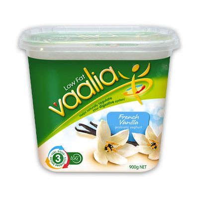 <strong>Vaalia Low-Fat French Vanilla Yoghurt</strong>