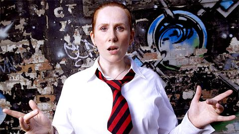 Will Catherine Tate get the top job on The Office?