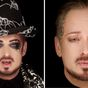 Boy George strips off signature makeup in new Culture Club music video