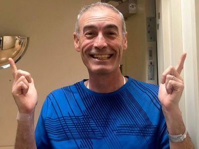Yellow Wiggle Greg has been released from hospital