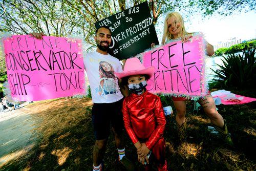 #FreeBritney, Britney Spears