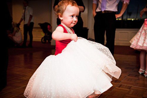 Jack at his parents wedding when he was 22 months old.