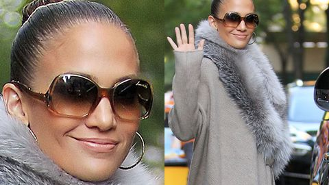 Hot or not: Jennifer Lopez's all natural face lift
