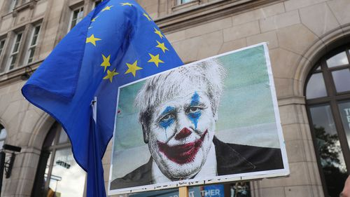 Brexit protests 9
