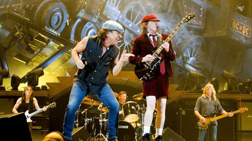 Founding guitarist Malcolm Young retires from AC/DC