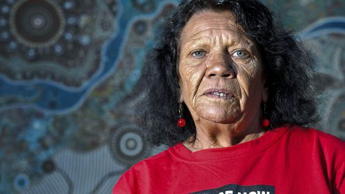 David Dungay's mother Leetona is calling for criminal charges to be laid over her son's death.