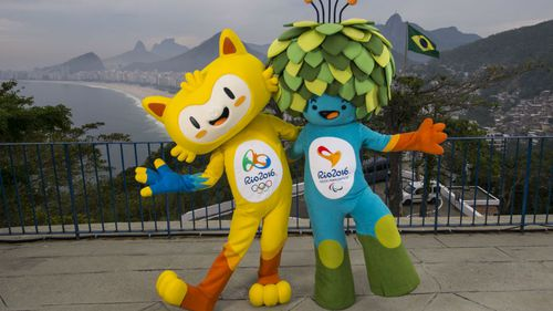 Rio Olympic and Paralympic mascots revealed