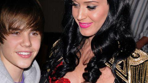 Justin Bieber, Katy Perry