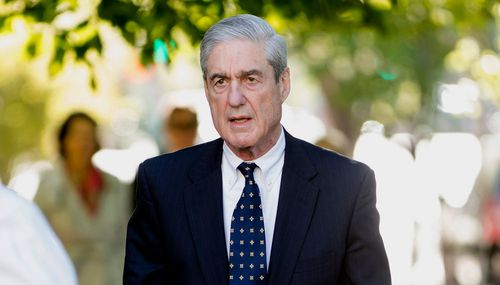 Charging Trump was not option, says Robert Mueller