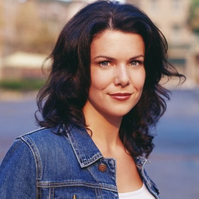 Lauren Graham as Lorelai Gilmore: Then