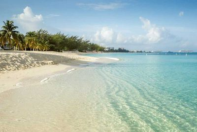 7. Seven Mile Beach in Negril, Jamaica