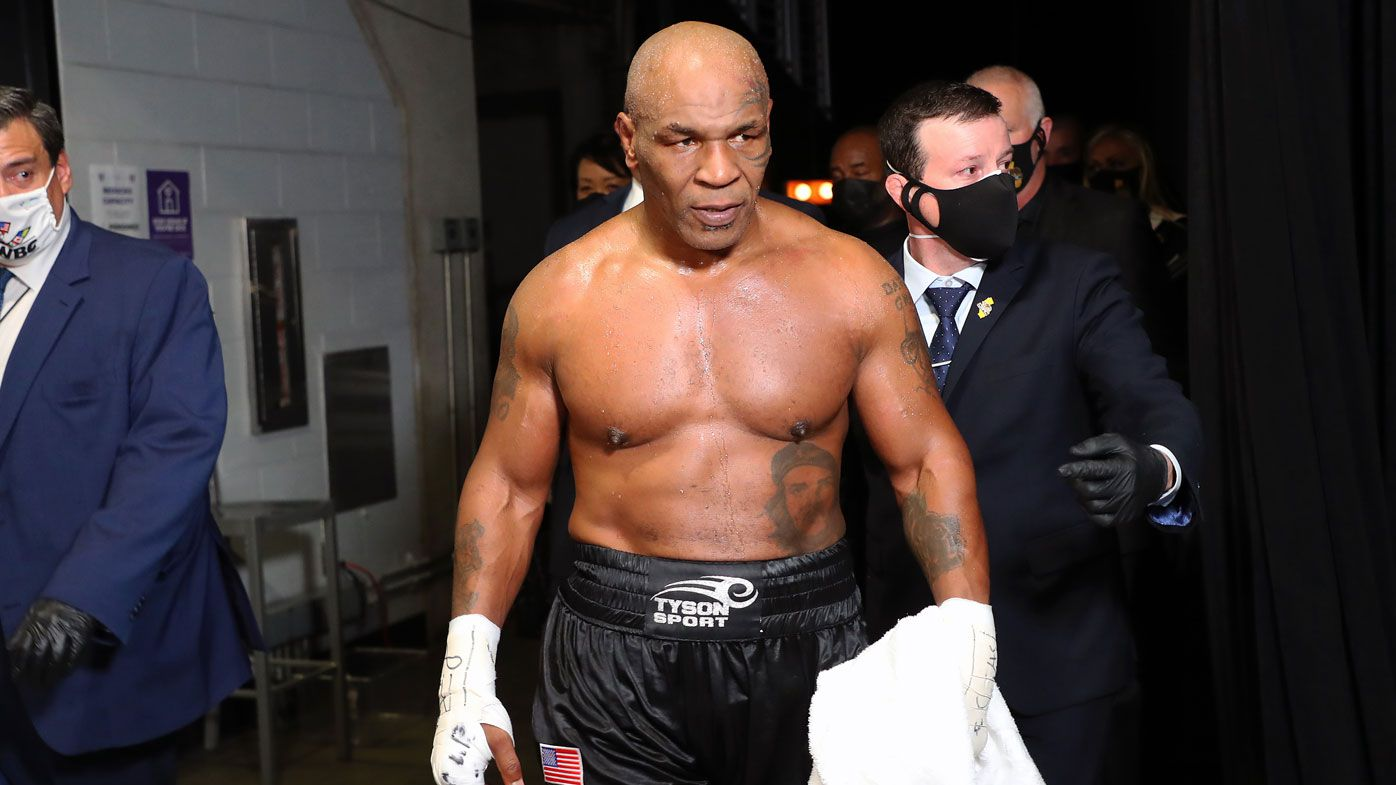 Mike Tyson vs Roy Jones Jr exhibition bout highest selling fight of 2020