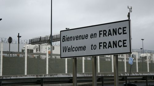 Perbatasan Prancis