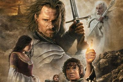 "<b>Why you should see it?</b> ""J. R. R. Tolkien's <i>The Lord of the Rings</i> series dates all the back to 1937 (when <i>The Hobbit</i> was published), and it's taken all these decades for someone to even attempt a live-action recreation of the trilogy of books."" - filmcritic.com"