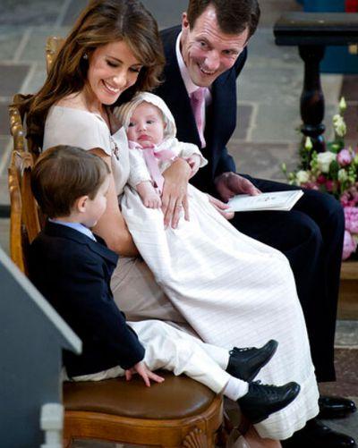Princess Athena's baptism, 2012