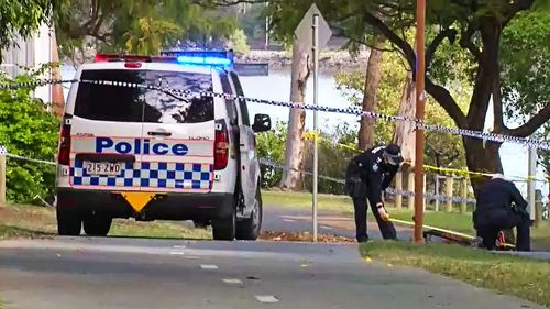 A man has died after an e-scooter crash near the city's CBD this morning.