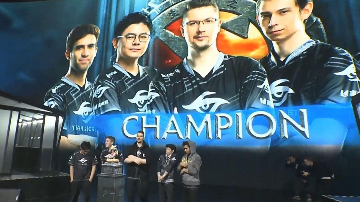 Champions Team Secret