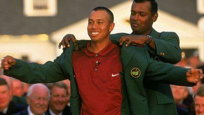2001: Tiger Woods