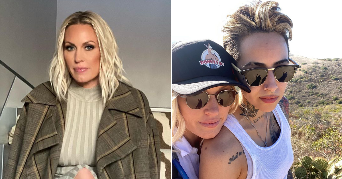 Real Housewives of Orange County's Braunwyn Windham-Burke shares first photo of girlfriend after coming out – 9TheFIX