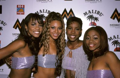 Destiny's Child, LeToya Luckett, Beyonce Knowles, Kelly Rowland, LaTavia Roberson