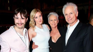 Jamie Lee Curtis' family