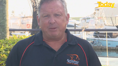 Director of Sales for Sunlover Reef Cruises predicted dark times for Queensland tourism.