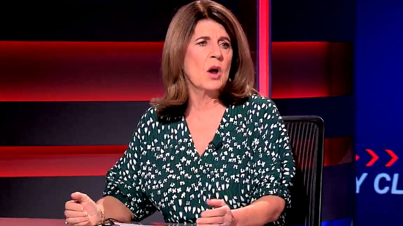 Caroline Wilson urges Mitch Cleary to consider leaving AFL after 'heavy-handed' stand-down call