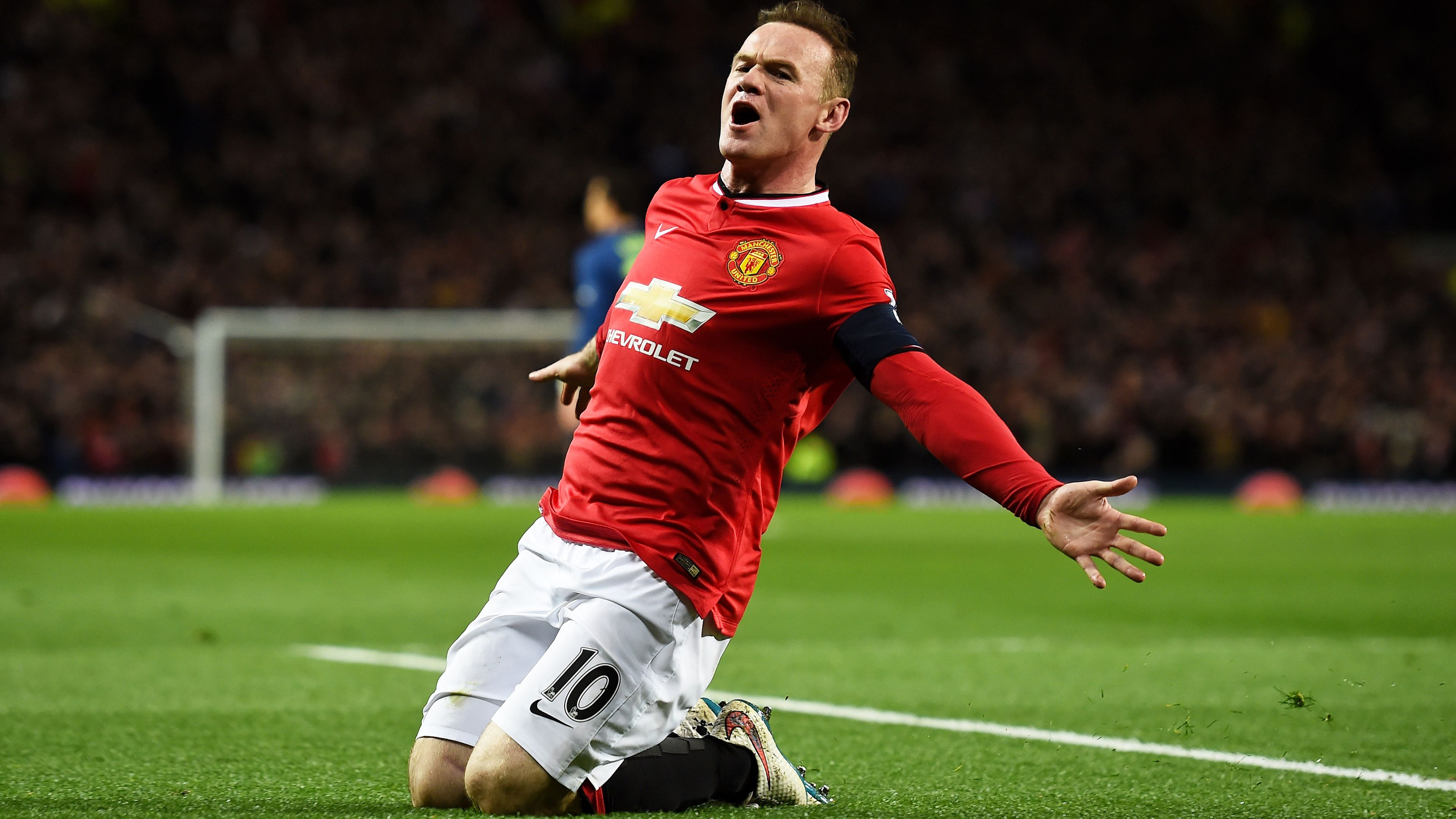 England and Manchester United legend Wayne Rooney hangs up the boots to become a manager