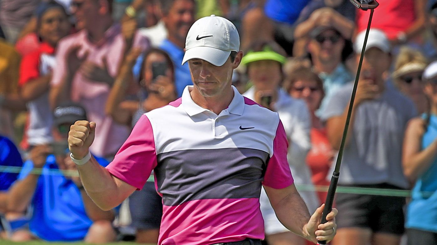 Rory McIlroy Shoots 62, leads Brooks Koepka by One Shot in Memphis