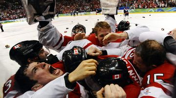 Tony Jones: Why I love ice hockey at the Olympics
