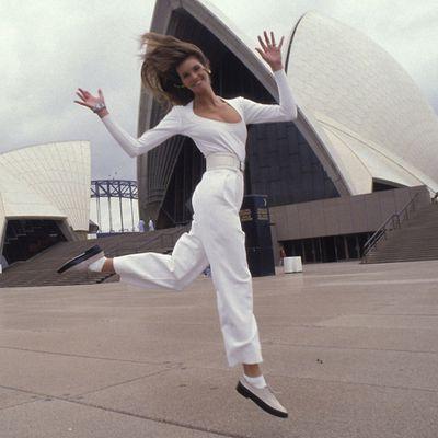<p>Elle Macpherson: 1987</p>
