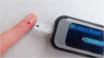 Study finds shorter people may be more susceptible to developing type II diabetes.